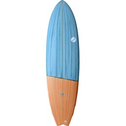 NSP Surfboards PU Fighting Fish