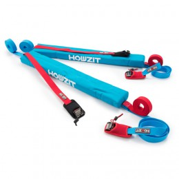 Howzit Soft Rack Aqua