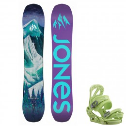 Jones Snowboards pack Dream Catcher + fix scibe