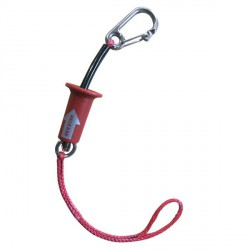 Short kite leash