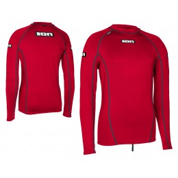 Ion Rashguard Red