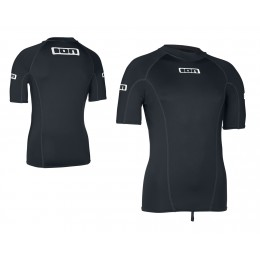 Ion Rashguard MC Black
