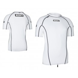 Ion Rashguard MC White