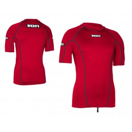 Ion Rashguard MC Red