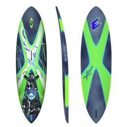 Exocet X-wave tri fin