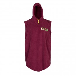 Ion Poncho Red