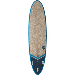 NSP Surfboards Coco Dream Rider Bleu