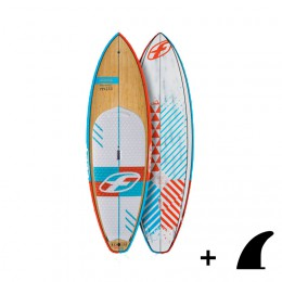 F-One madeiro pro full carbone 8'8