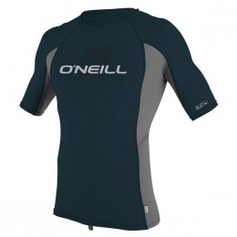 O'Neill YOUTH PREMIUM SKINS S/S RASH GUARD ARDOISE