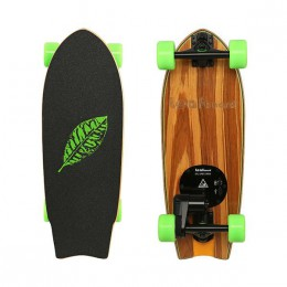 Leafboard E-Skate Leaves Birch