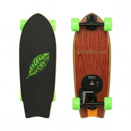 Leafboard E-Skate Leaves Oak