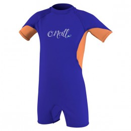 O'Neill GIRL TODDLER LYCRA O'ZONE UV SPRING VIOLET
