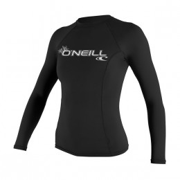 O'Neill WMS BASIC SKINS L/S RASH GUARD