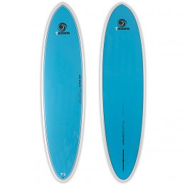 7 Oceans SUPER ADV - EPOXY ROUND PIN TAIL