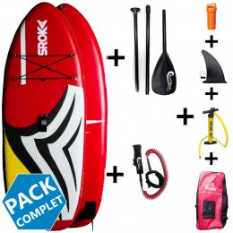 Sroka Pack Rocket Fish 8''