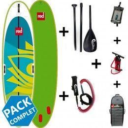 "Red Paddle 10'8"" Activ MSL"