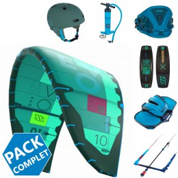 North Kiteboarding pack evo 12m