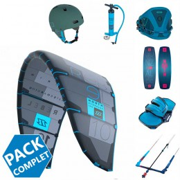 North Kiteboarding pack rebel 12m