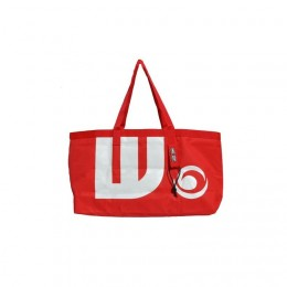 Howzit Beach Bag Red