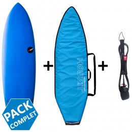 NSP Surfboards Protech Fish