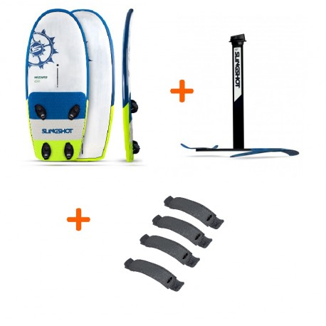 pack windfoil slingshot wizard 125 fwind2 occasion