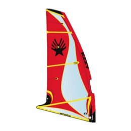 Ezzy sails Hydra Rouge