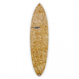 NSP Surfboards Coco Shortboard