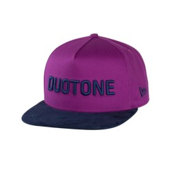 Duotone New Era Cap 9Fifty A-Frame - Bold Purple
