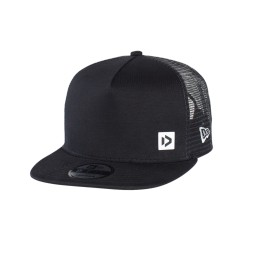 Duotone  New Era Cap 9Fifty A-Frame - Button Black