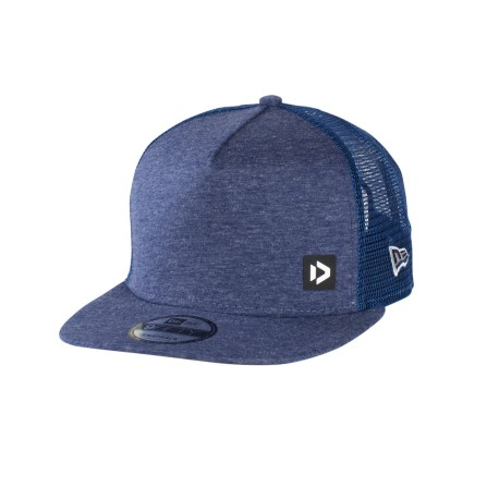 New Era Cap 9Fifty A-Frame - Button Blue