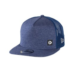 Duotone  New Era Cap 9Fifty A-Frame - Button Blue