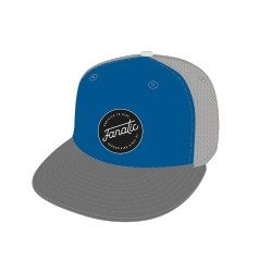 Net Cap Boardriding Blue/Grey