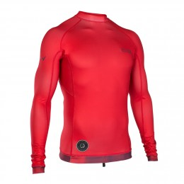 Ion Rashguard Men LS Rouge