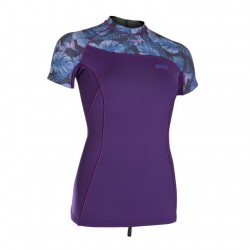 Neo Top Women 1.5 SS Purple