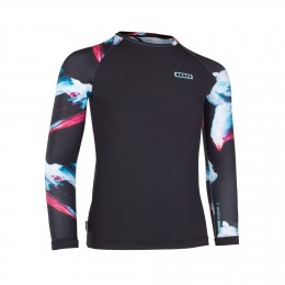 Ion Capture Rashguard Girls LS