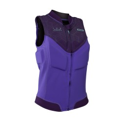 Ivy Vest Women FZ Purple