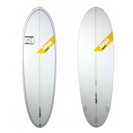 THE DIVER POD 5'8 cristal clear