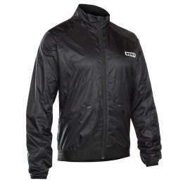 Ion Wind Jacket Shelter Black
