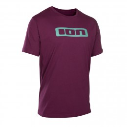 Ion Tee SS Logo ION Rouge