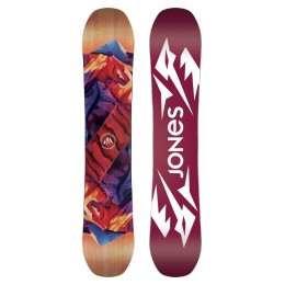 Jones Snowboards Twin Sister