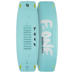 F-One Trax HRD CARBON SERIES