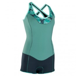 Ion Muse Shorty Crossback 1.5 Sea Green