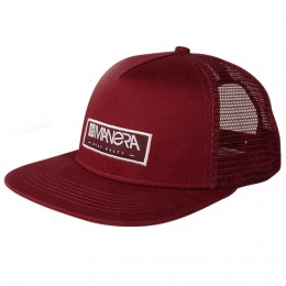 Manera Cap Trucker Rouge