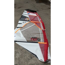 Northsails Super Hero red 3.7m² occasion