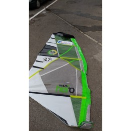Northsails Super Hero green 4.7m² occasion