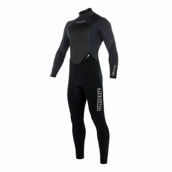 Star Fullsuit 5/4 Bzip Black