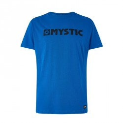 Brand Tee Flash Blue