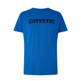 Mystic Brand Tee Flash Blue