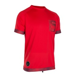 Wetshirt Men SS Rouge