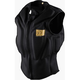 Point Seven Impact Vest Black Team